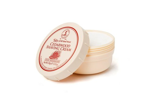 Taylor of Old Bond Street Scheercrème 150g Cedarwood