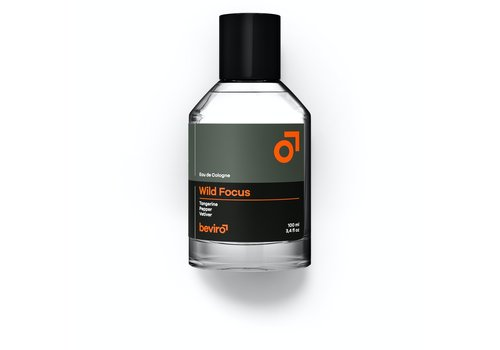 Beviro Cologne - Wild Focus - 100 ml
