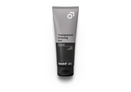Beviro Transparante scheergel - 250 ml