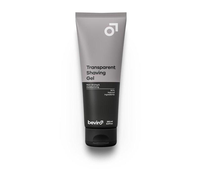 Transparante scheergel - 250 ml