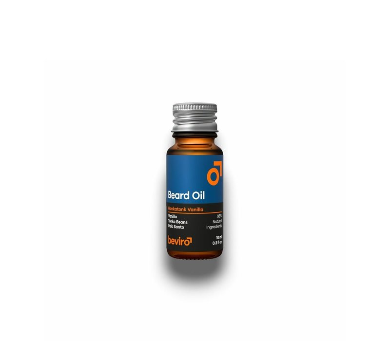 Baardolie - Honkatonk Vanilla - 10 ml