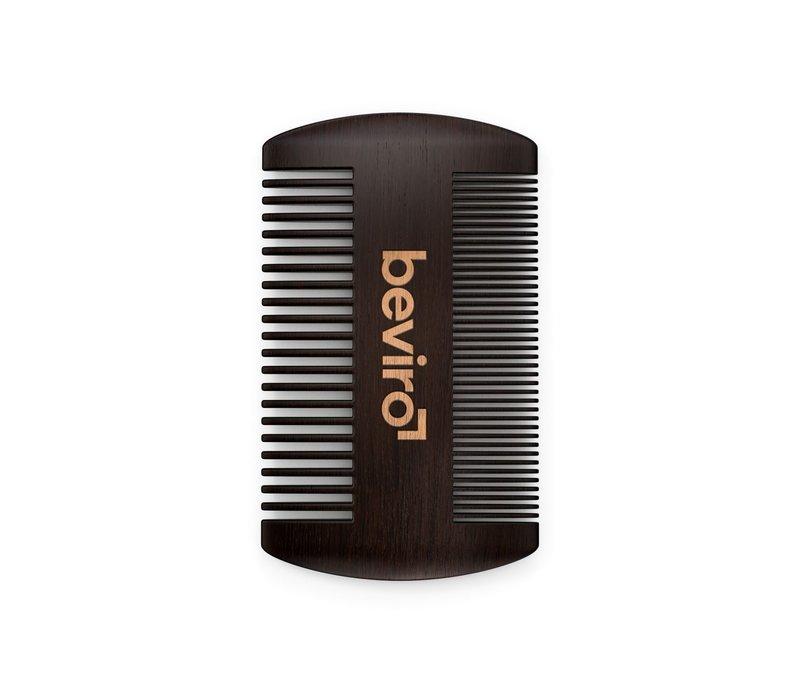 Pear Wood Beard Comb