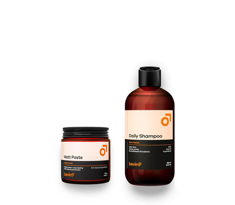Daily Hair Care Set
