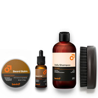 Complete Beard Set - Cinnamon Season