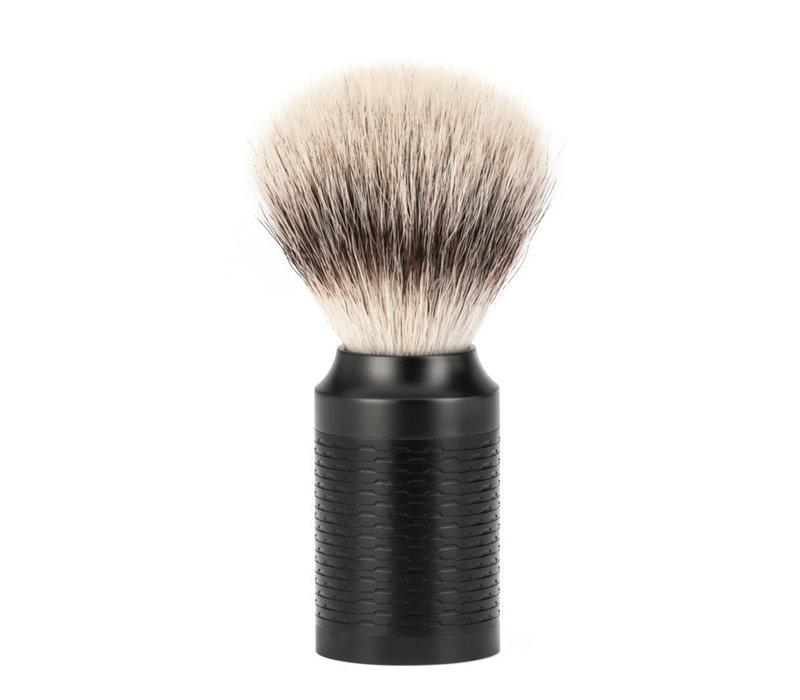 Scheerkwast Silvertip Fibre® - Zwart/ DLC coating