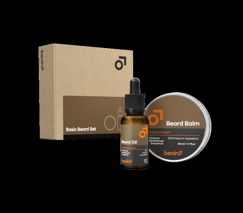 Basic Beard Set - Cinnamon Season