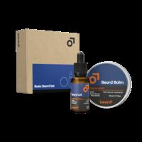 Basic Beard Set - Honkatonk Vanilla