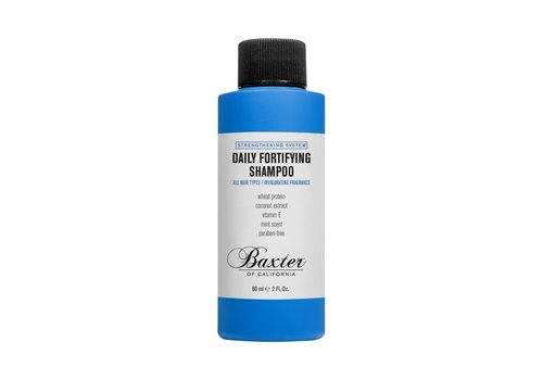 Baxter of California Fortifying Shampoo 60ml