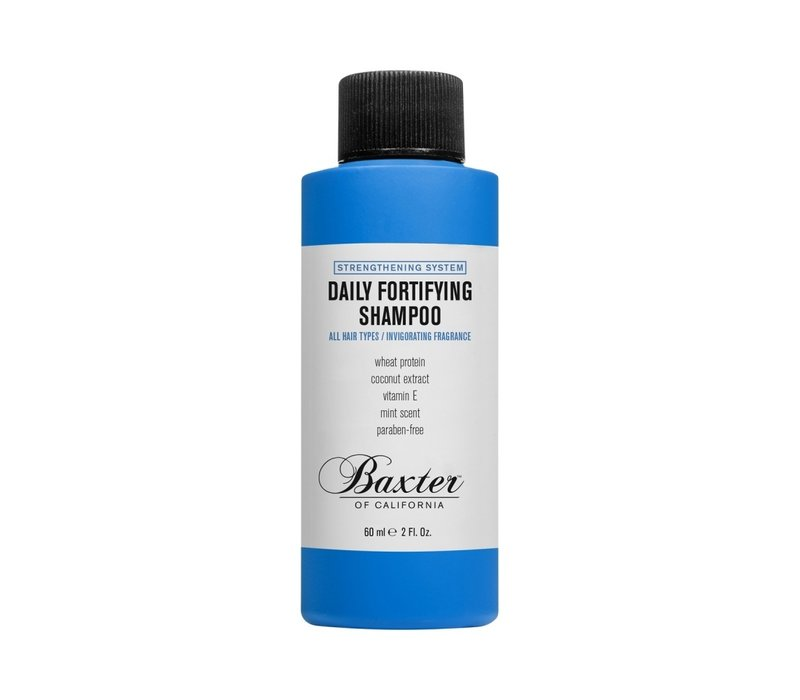 Fortifying Shampoo 60ml