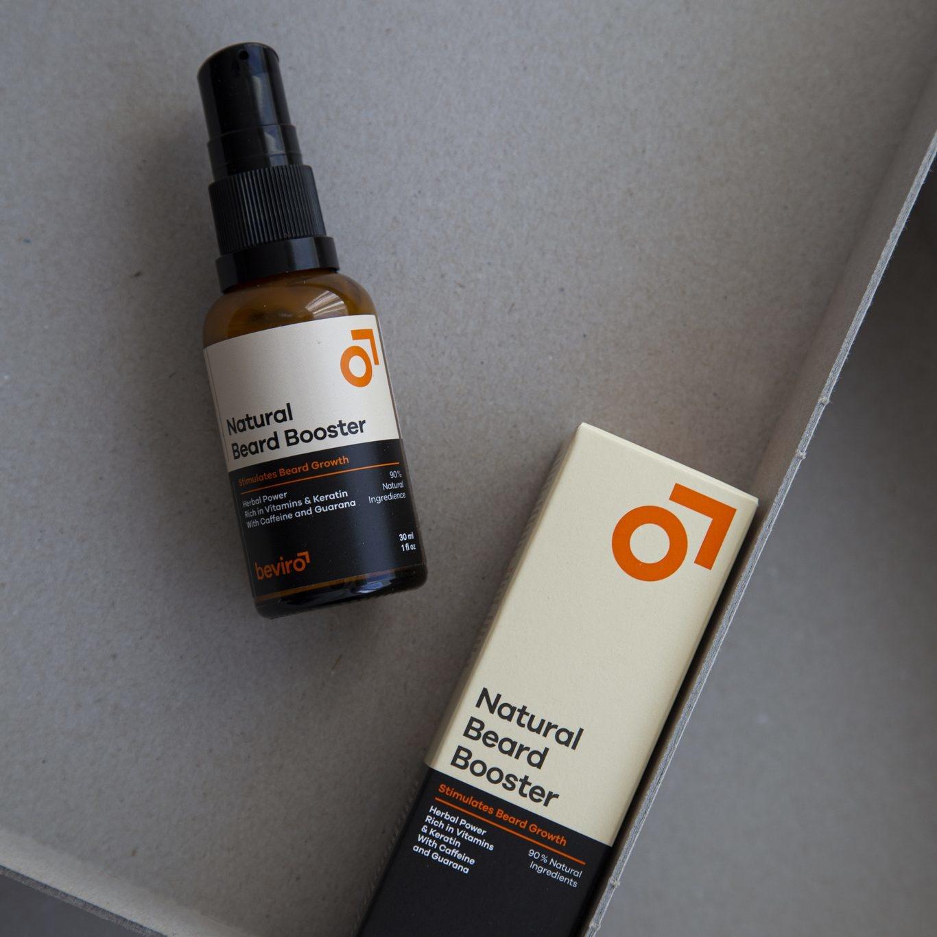 Beviro Natural Beard Booster