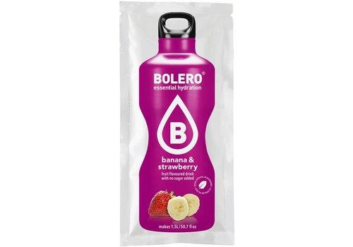 BOLERO Banaan & Aardbei met Stevia