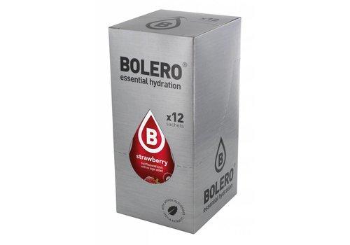 BOLERO Aardbei 12 stuks met Stevia