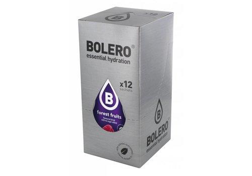 BOLERO Bosvruchten 12 stuks met Stevia