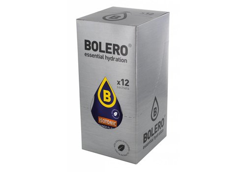 BOLERO Sport Orange 12 sachets with Stevia