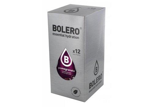 BOLERO Pomegranate 12 sachets with Stevia