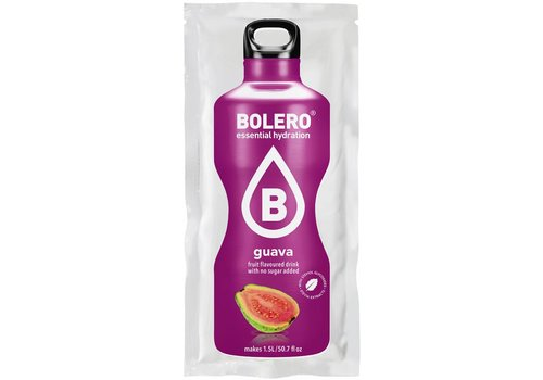 BOLERO Guava with Stevia
