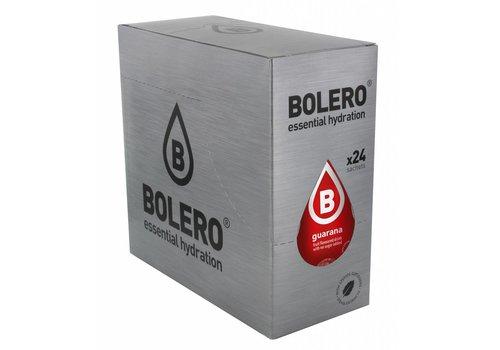 BOLERO Guarana 24 sachets with Stevia