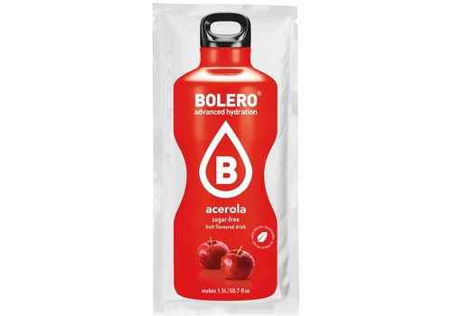 BOLERO Acerola with Stevia