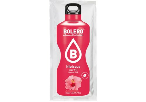 BOLERO Hibiscus with Stevia
