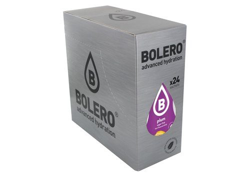 BOLERO Pruim 24 stuks met Stevia