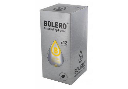 BOLERO ICE TEA Citroen 12 stuks met Stevia