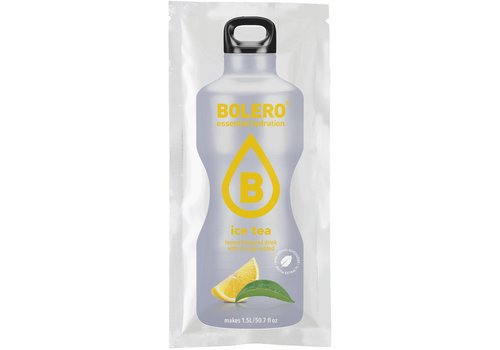 BOLERO ICE TEA Lemon with Stevia