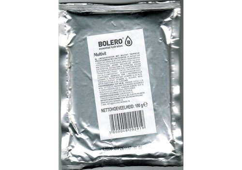 BOLERO Multivit 20 Liter met Stevia