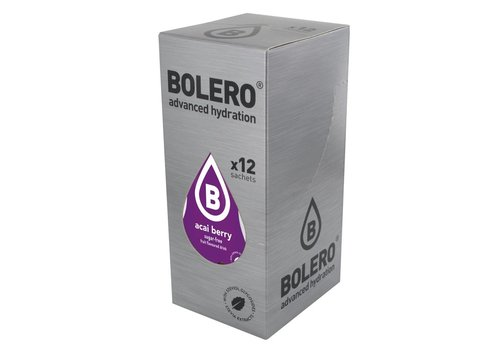 BOLERO Açai Berry 12 sachets with Stevia