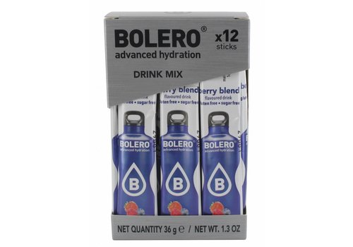 BOLERO Sticks - Berry Blend