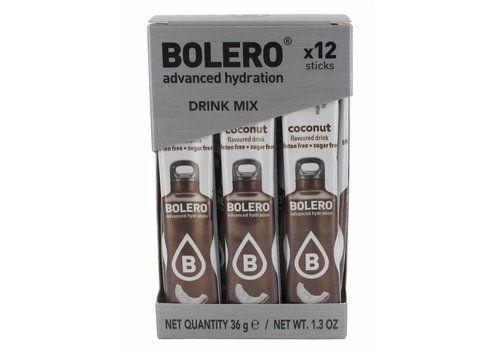 BOLERO Sticks - Coconut
