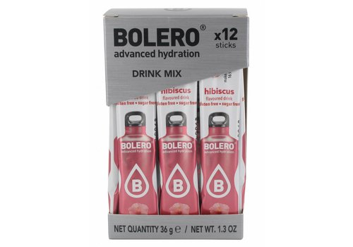 BOLERO Sticks - Hibiscus