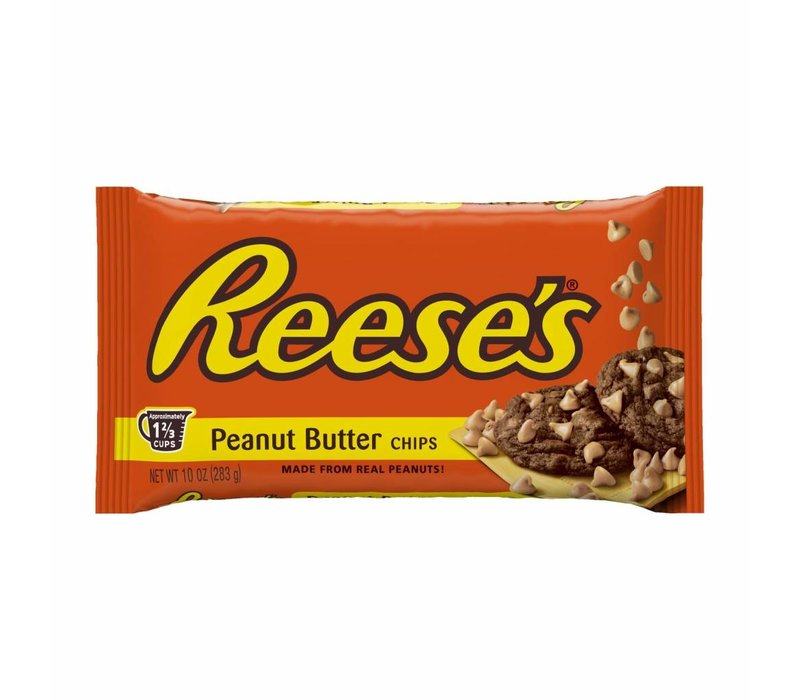 REESES PEANUT BUTTER BAKING CHIPS 10oz (283g)