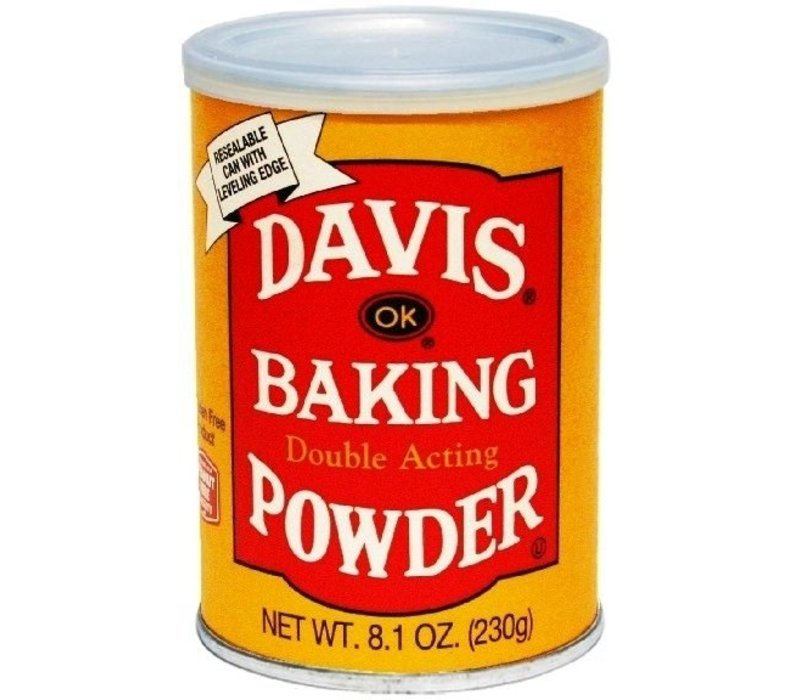 BAKING POWDER 8.1oz (230g)