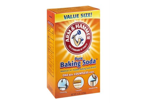 ARM & HAMMER BAKING SODA 64oz (1.81kg)