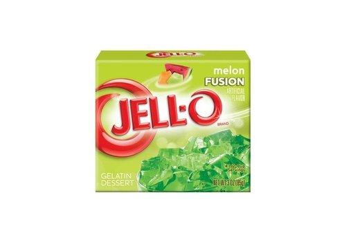 JELL-O MELON FUSION GELATIN 3oz (85g)