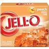 JELL-O PEACH GELATIN 3oz (85g)