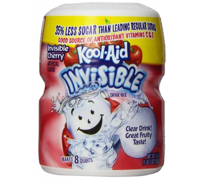 INVISIBLE CHERRY CANISTER 19oz (538g)