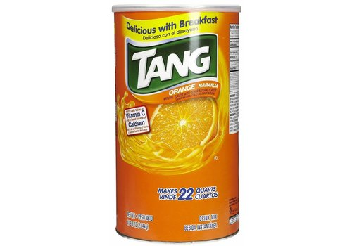 TANG ORANGE LARGE CANISTER 22QT (2.04kg)