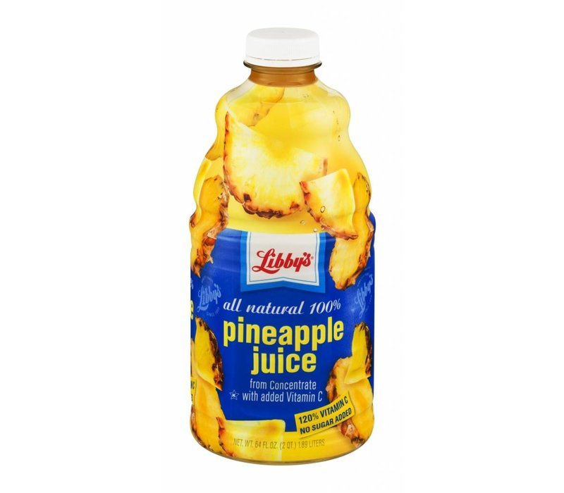 PINEAPPLE JUICE 64oz (1.89L)