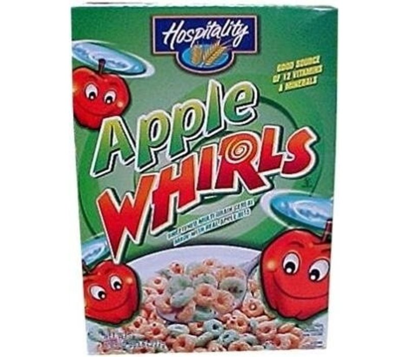 APPLE WHIRLS 7oz (198g)