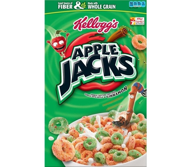 APPLE JACKS 12.2oz (345g)