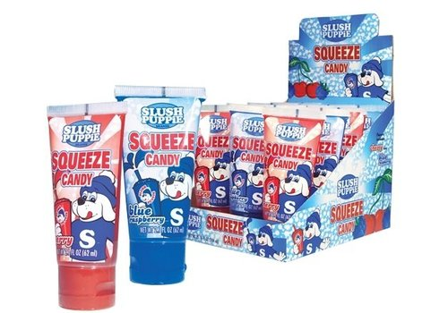 SLUSH PUPPIE SQUEEZE CANDY 2.1oz (62ml)