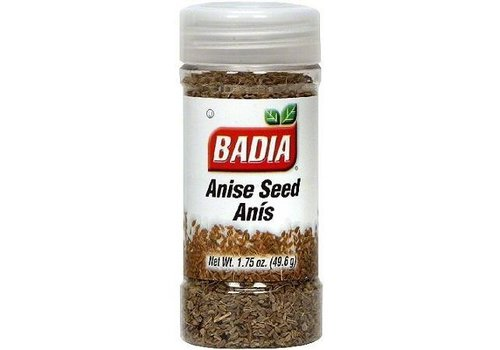 BADIA ANISE SEEDS 1.75oz (49.6g)