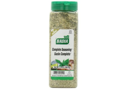BADIA COMPLETE SEASONING GROOT 1.75lb (793.8g)