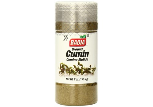 BADIA CUMIN GROUND 7oz (198g)