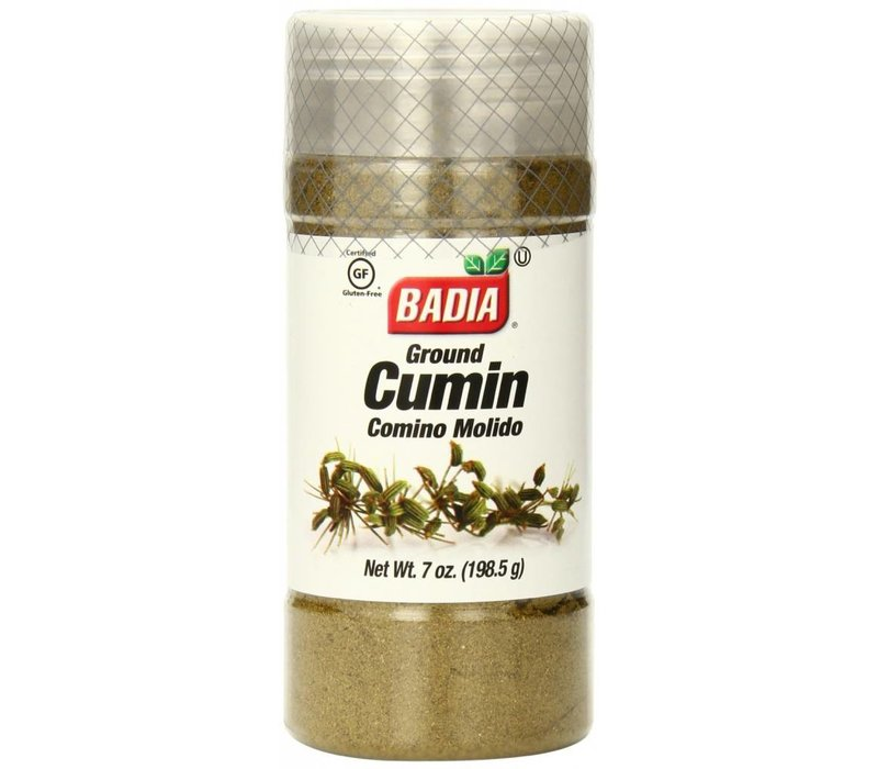 CUMIN GROUND 7oz (198g)