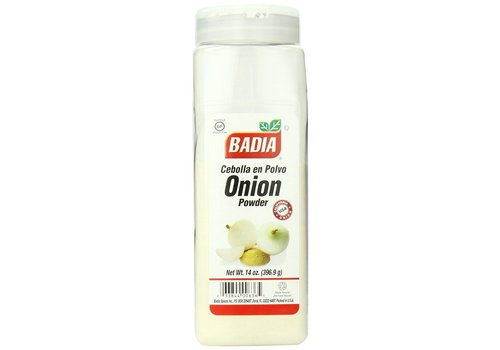 BADIA ONION POWDER 14oz (396.9g)