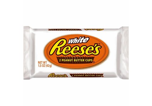 REESE'S WHITE PEANUT BUTTER CUPS 1.5oz (42g)