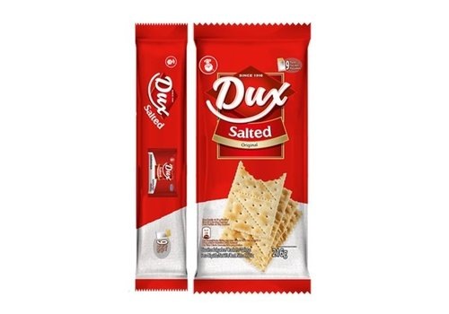 DUX Salted 9x4 multipack ROOD 7.62oz (216g)