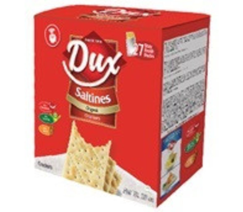 Salted cracker BOX 27x4 multipacks ROOD 23oz (648g)